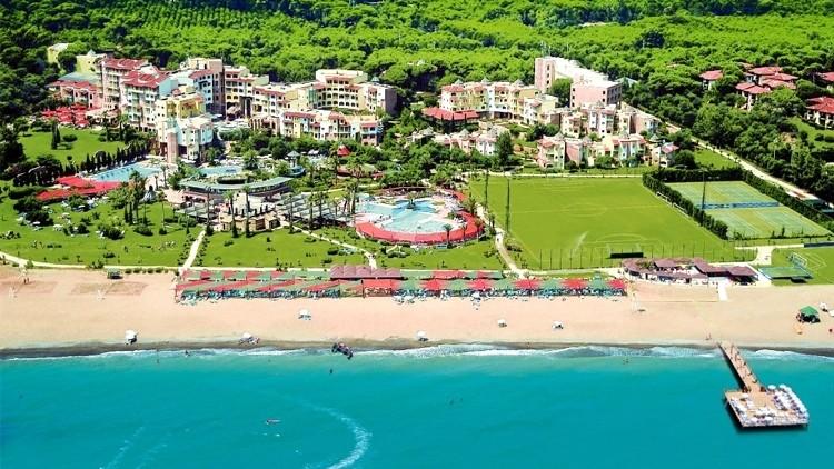 Limak Arcadia Golf Resort Hotel